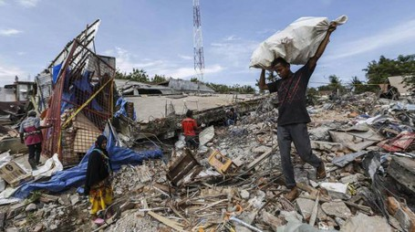 Indonesia, terremoto a Sumatra (Ansa)