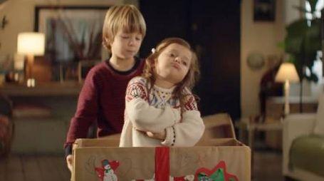 Gemma, 5 anni, la bimba di Fano protagonista dello spot di Natale della Kinder Ferrero