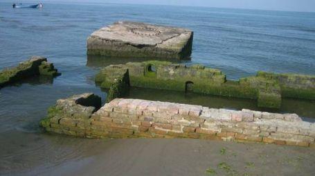 Tracce di fortificazioni nel Delta del Po
