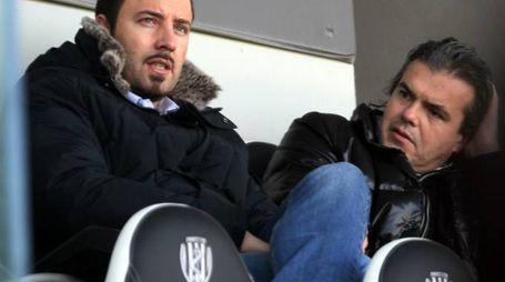 INSIEME Igor Campedelli  e Luca Mancini