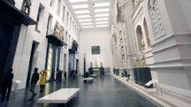 Il museo dell'Opera del Duomo di Firenze (Olycom)