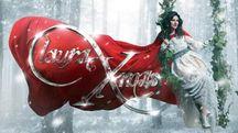 Laura Pausini presenta il suo nuovo album Laura Xmas (Ansa)