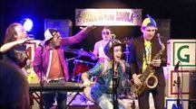 Un'immagine tratta dal video