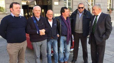 Sondrio, raduno congiunto dei club Moto Storiche in Valtellina e Valtellina Veteran Car