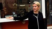 La parrucchiera Loredana Bologna (foto Businesspress)