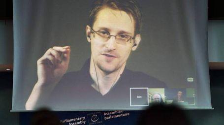 Edward Snowden (Ansa)