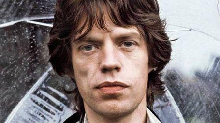 Mick Jagger by Michael Putland