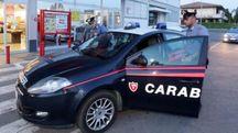 Sull'accaduto indagano i carabinieri
