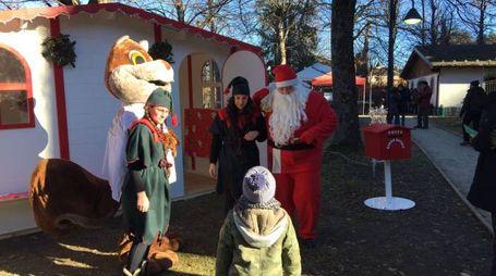 Il villaggio di Babbo Natale di Montecreto