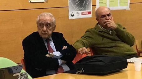 Il presidente onorario dell'Accademia della Crusca Francesco Sabatini