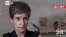 Susanna, la sorella dell'uomo vittima di abusi da ragazzino, a 'Chi l'ha visto'