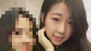 Nella foto Zhang Yao, la studentessa cinese scomparsa lunedì