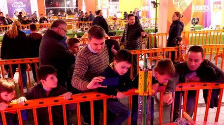 Piantedo, al centro commerciale Fuentes impazza la Lego-mania