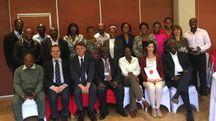 La delegazione di Macfrut a Nairobi