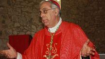 Il vescovo della Diocesi di Massa, Carrara, Pontremoli, monsignor Giovanni Santucci