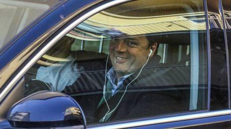 Matteo Renzi a Pontassieve (Germogli)