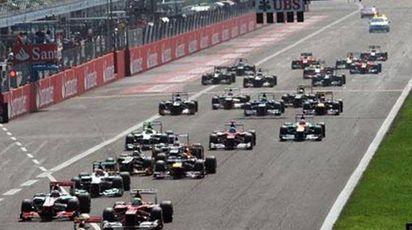 La Formula Uno a Monza