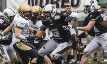I Panthers Parma in azione (Photografem)