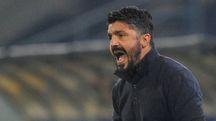 Gennaro Ivan Gattuso, allenatore del Pisa (LaPresse)