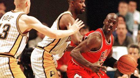 1) Michael Jordan