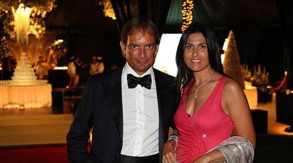 Matteo Cagnoni e Giulia Ballestri (foto Zani)