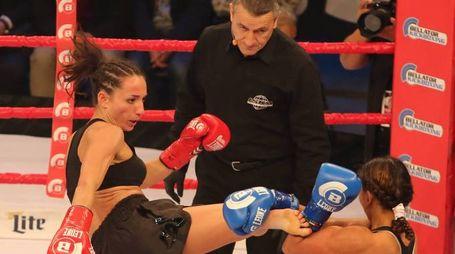 Gloria Peritore VS Denise Kielholtz (Foto Germogli)