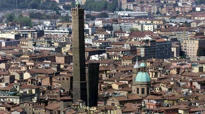Le Due Torri simbolo della città