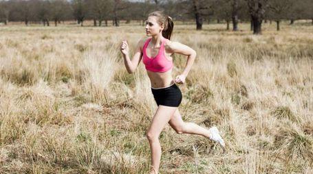 La corsa abbassa i livelli di infiammazione delle ginocchia- Foto: incamerastock / Alamy