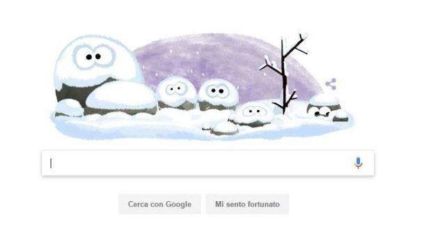 Il doodle di Google