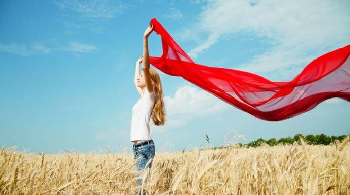 L'importanza di godersi la vita e di avere entusiasmo - Foto: Andriy Kravchenko / Alamy