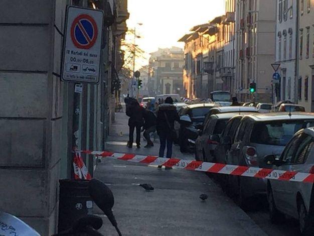 Terrorist attack in Granada