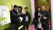 """Per i presenti è stata l'occasione di vivere la mostra """"Dalì Experience"""" in compagnia dei curatori (Schicchi)"""