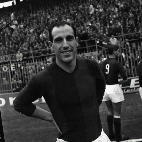 Pascutti fu uno degli eroi dello scudetto del '64 (Alive)