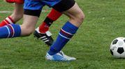 Calcio giovanile in una foto d'archivio StudioSally