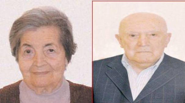 I due coniugi morti a poche ore di distanza