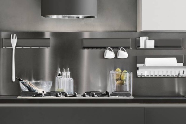 Ordine e pulizia in cucina con i giusti accessori - Accessori cucina design ...