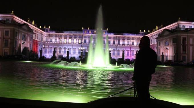 Furto a Villa Reale a Monza (Radaelli)