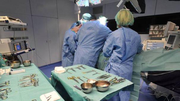 Una sala operatoria (foto di repertorio)