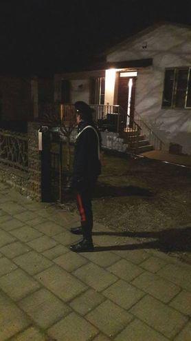 Duplice omicidio a Pontelagorino (Ferrara), indagano i Carabinieri (foto Businesspress)