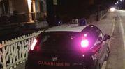 Duplice omicidio a Pontelagorino (Ferrara), i carabinieri sul posto del duplice omicidio (foto Businesspress)