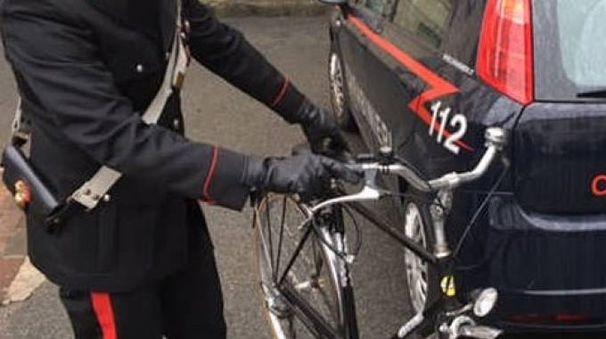 La bicicletta recuperata