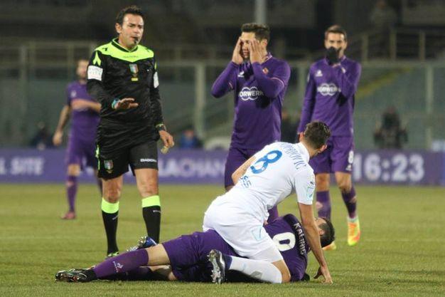 Coppa Italia, Fiorentina-Chievo (Foto Germogli)