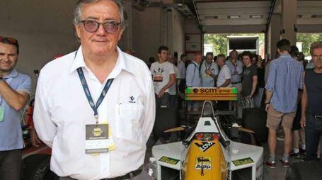 Giancarlo Minardi, fondatore del team Minardi di F1