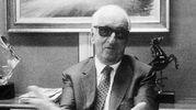 Enzo Ferrari, l'impareggiabile Drake (archivio)