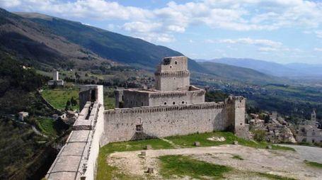 La Rocca Maggiore di Assisi