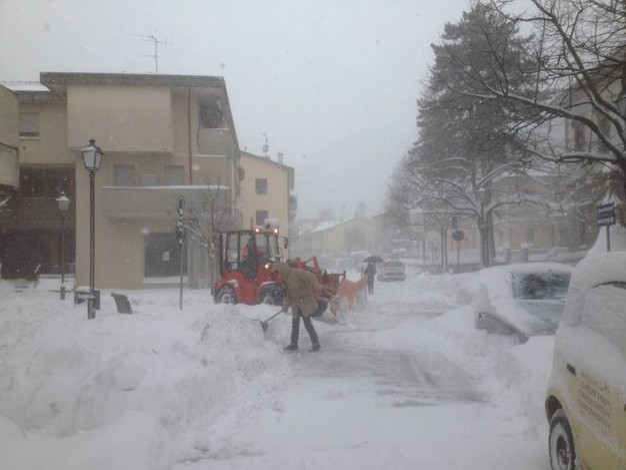 Neve chiusa la e 45 dopo mercato saraceno foto cronaca - Il meteo bagno di romagna ...