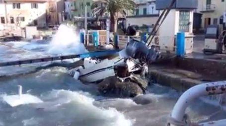 Un frame del video di Gianmaria Vettore (www.internationaldiving.it)
