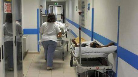 operatori sanitari in corsia (foto di repertorio, fonte Ansa)