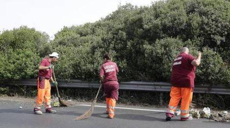 operai a lavoro (foto di repertorio, fonte Ansa)