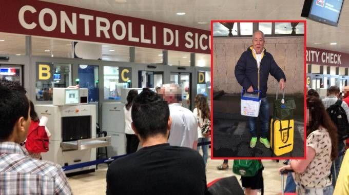Massimo Guido Settesoldi in missione